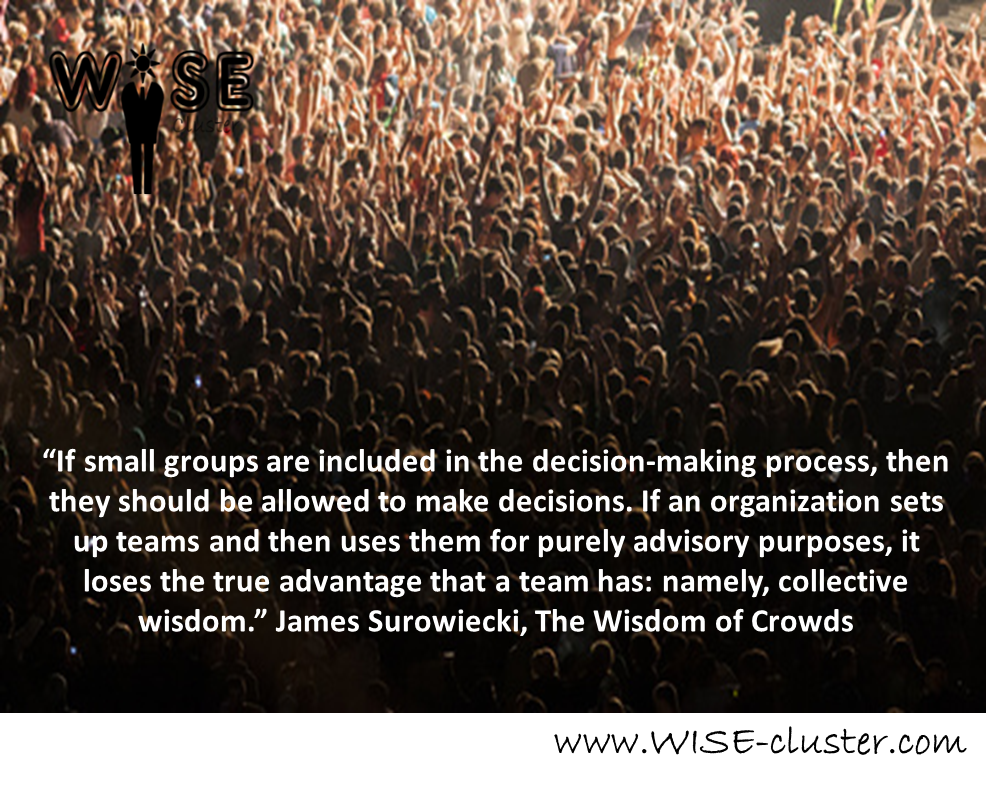 The Wisdom of Crowds – Quote